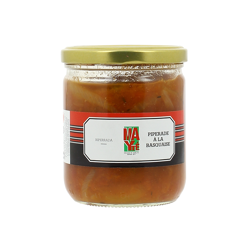 Piperade basquaise 380g