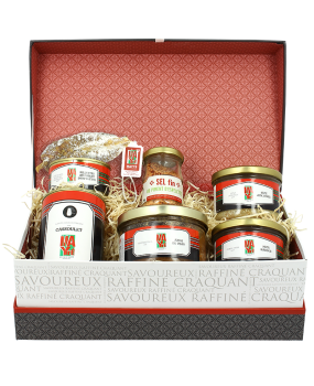 Coffret Gourmand Amatxi